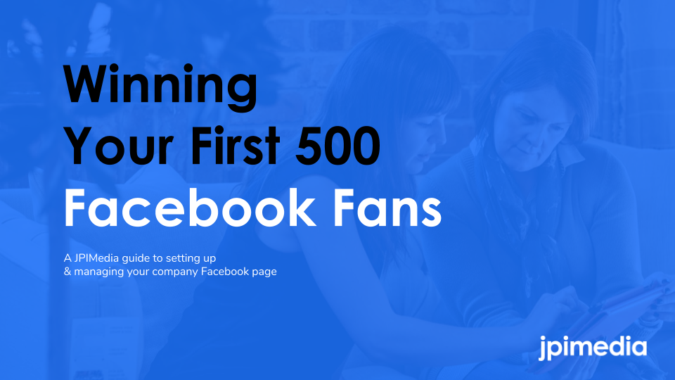 Winning Your First 500 Facebook Fans